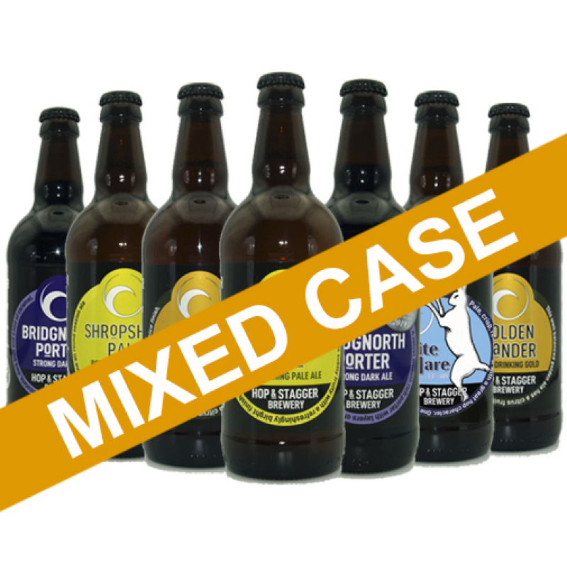Mixed Case (12 x 500ml)
