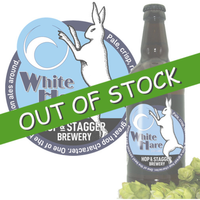 White Hare 3.5% ABV(12 x 500ml)